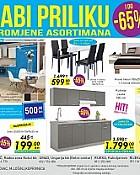 Mima namještaj katalog Rasprodaja do -65%