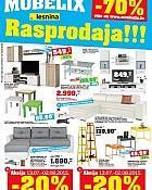 Mobelix katalog Rasprodaja do -70%