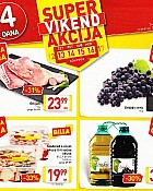 Billa vikend akcija do 16.8.