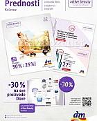 DM katalog Svijet prednosti kolovoz