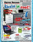 Harvey Norman katalog Škola 2015