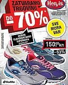 Hervis katalog Slavonski Brod do -70%