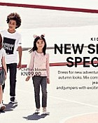 H&M katalog Jesen special djeca 2015