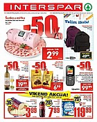 Interspar katalog do 8.9.