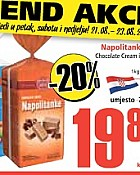 Interspar vikend akcija do 23.8.