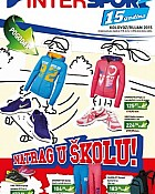Intersport katalog Škola 2015