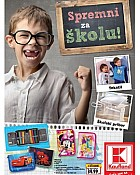 Kaufland katalog Škola 2015