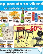 Kaufland vikend akcija do 30.8.