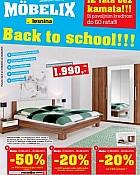 Mobelix katalog Povratak u školu