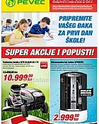 Pevec katalog Super akcije i popusti