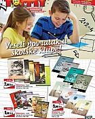 Tommy katalog Škola 2015