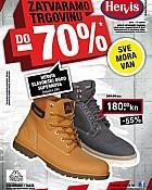 Hervis katalog Slavonski Brod rasprodaja
