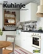 IKEA katalog Kuhinje 2016