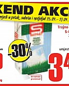 Interspar vikend akcija do 27.9.