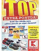 Kaufland katalog Top extra ponude rujan