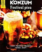 Konzum katalog Festival piva
