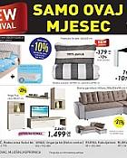 Mima namještaj katalog Akcija