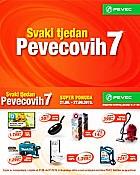 Pevec katalog Pevecovih 7