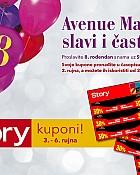 Story kuponi Avenue Mall