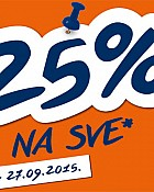 Takko popust -25% na sve
