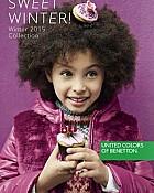 Benetton katalog djeca zima 2015