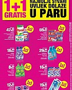 Bipa katalog 1+1gratis do 4.11.