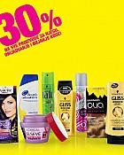 Bipa vikend akcija -30% sve za kosu