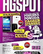 HGSpot katalog Špansko