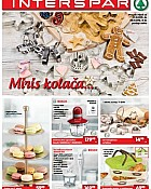 Interspar katalog Kolači