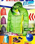 Intersport katalog listopad 2015