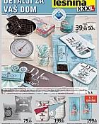 Lesnina katalog Detalji za dom Rijeka