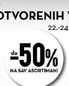 Martimex do -50% popusta na sav asortiman