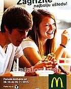 McDonalds kuponi studeni