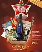 Metro katalog Božićni paketi 2015