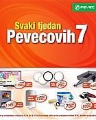 Pevec katalog Pevecovih 7 do 18.10.