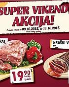 Pivac vikend akcija do 11.10.