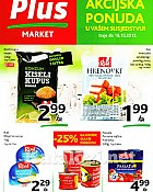 Plus market katalog do 18.10.