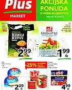 Plus market katalog do 18.10.