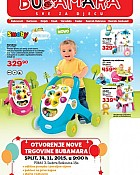 Bubamara katalog studeni 2015