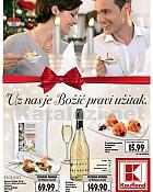 Kaufland katalog Božićni užitak