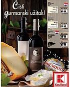 Kaufland katalog Gurmanski užitak