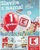 Kaufland katalog Vrbani rođendan