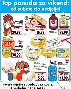 Kaufland vikend akcija do 29.11.