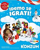Konzum katalog Dream Factory Igračke 2015