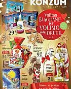 Konzum katalog Sveti Nikola slatkiši