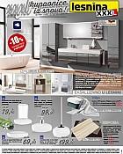 Lesnina katalog kupaonice studeni