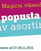 Magic Baby vikend akcija 15% popusta na sve