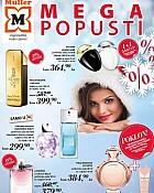 Muller katalog parfumerija studeni