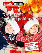 Tisak media katalog Božićni pokloni
