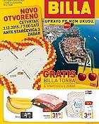 Billa katalog Zadar